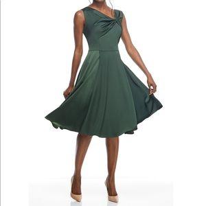Gal Meets Glam Noelle sleeveless twist dress